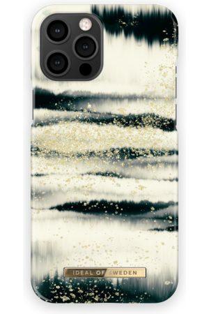 Ideal of sweden Telefoon hoesjes - Fashion Case iPhone 12 Pro MAX Golden Tie Dye