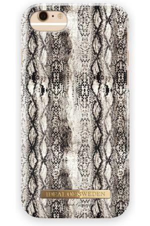 Ideal of sweden Telefoon hoesjes - Fashion Case Donna Romina iPhone 6/6S Khaki Snake