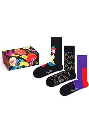 Happy Socks Sokken - Fruits giftbox 3-pack