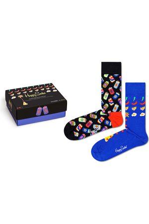 Happy Socks Sokken - Friday night giftbox 2-pack