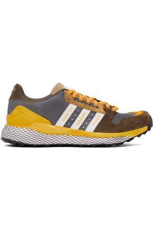 adidas Heren Sneakers - Brown & Grey Questar Sneakers