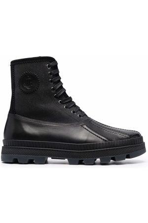 Jimmy Choo Oskar panelled ankle boots