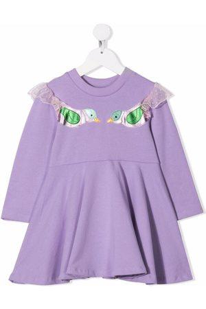 Wauw Capow by Bangbang Meisjes Casual jurken - Dominika A-line sweater dress