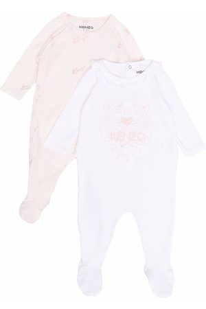 Kenzo Logo-detail pyjama set