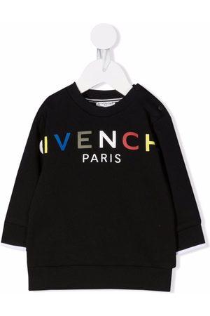Givenchy Logo-print crew-neck sweatshirt