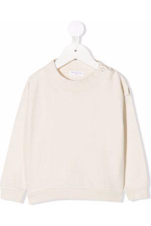 Studio Clay Oversized organic cotton sweatshirt