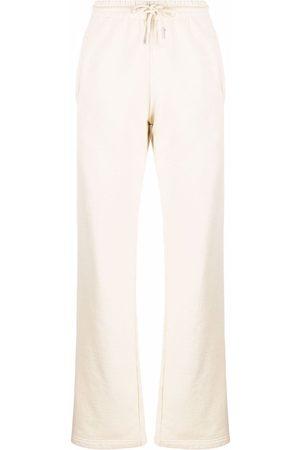 OFF-WHITE RUBBER ARROW NEW TAPERD PANT WHITE WHITE