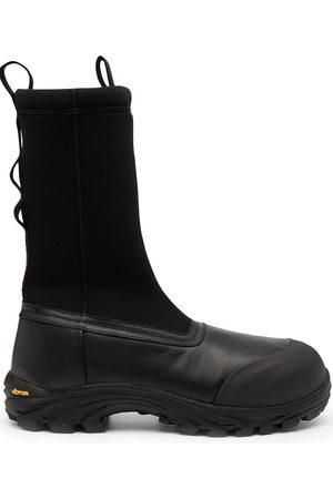 Heron Preston Sock-style boots