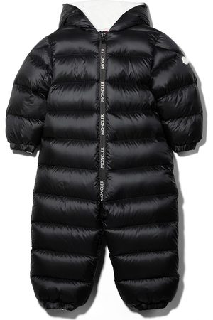 Moncler All-in-one puffer snowsuit