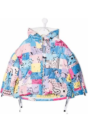 Khrisjoy KIDS Quilted puffer jacket