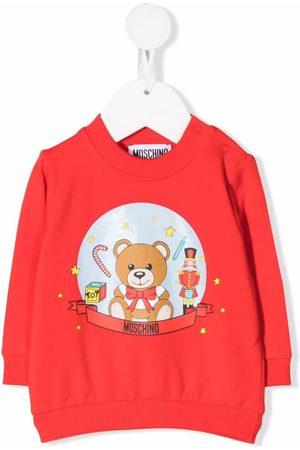 Moschino Teddy Bear motif jumper