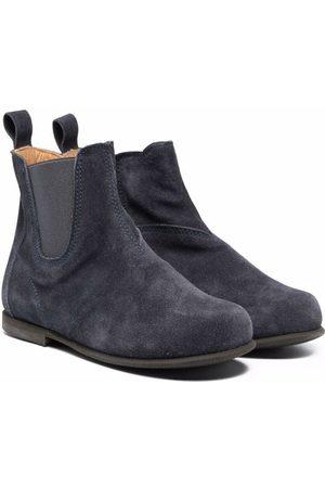 PèPè Chelsea suede ankle boots