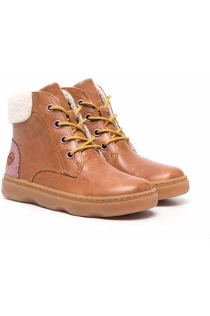 Camper Kido lace-up boots