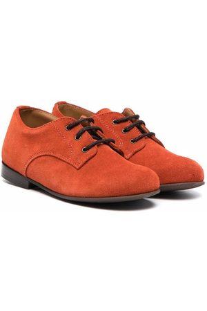 TWO CON ME BY PÈPÈ Suede lace-up shoes