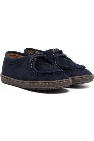 TWO CON ME BY PÈPÈ Lace-up suede shoes