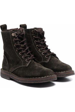 PèPè Chris lace-up boots