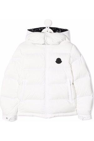 Moncler Logo-patch padded jacket