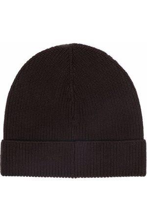 TAGLIATORE Heren Mutsen - Ribbed-knit beanie