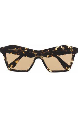 Bottega Veneta BV1093 cat-eye sunglasses