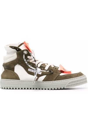OFF-WHITE Heren Sneakers - Court 3.0 high-top sneakers
