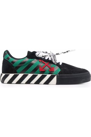 OFF-WHITE Heren Lage sneakers - Vulcanized low-top sneakers