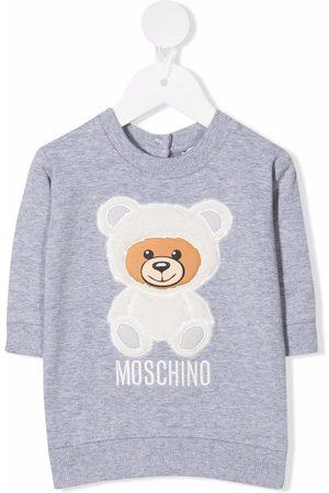 Moschino Teddy bear sweatshirt dress