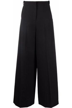 Patrizia Pepe High-waisted wide leg trousers