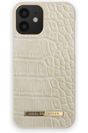 Ideal of sweden Atelier Case iPhone 12 Caramel Croco