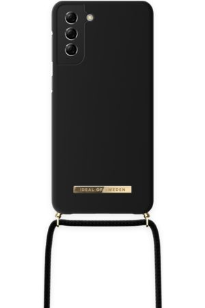 Ideal of sweden Telefoon hoesjes - Ordinary Necklace case Galaxy S21 Plus Jet Black