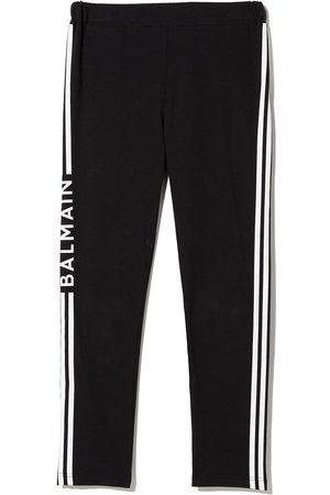 Balmain Meisjes Joggingbroeken - Side stripe track pants