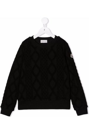 Moncler Logo crew-neck sweatshirt