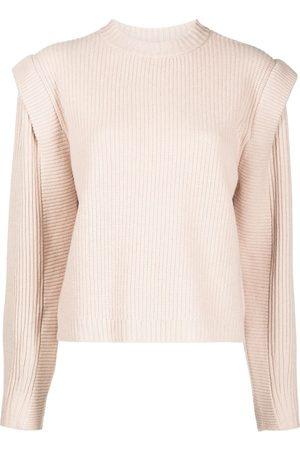 Michelle Mason Knitted panel jumper