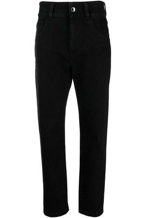 Opening Ceremony Dames Slim - High-rise slim-cut jeans
