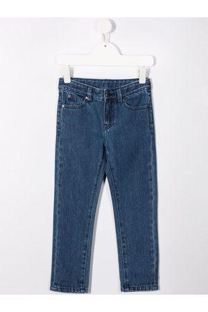 Stella McCartney Jongens Straight - Straight-leg sustainable jeans