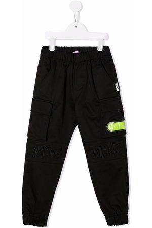GCDS Tapered cargo pants