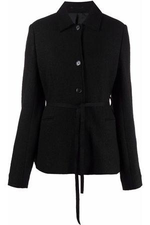 Filippa K Myra tie-fastening jacket