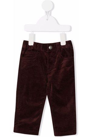 BONPOINT Corduroy straight-leg trousers