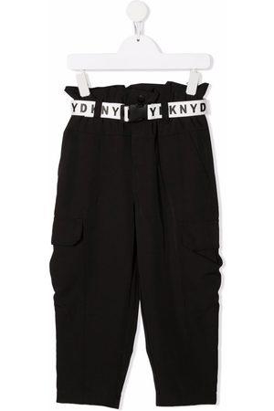 DKNY Meisjes Cargo's - Stretch cargo trousers