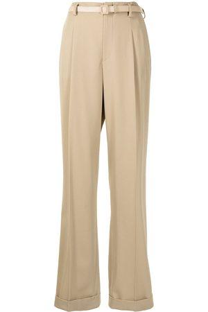 Ralph Lauren Stamford straight leg wool trousers