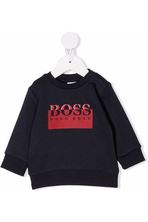 HUGO BOSS Logo-print sweatshirt