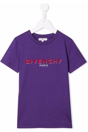 Givenchy Short sleeve logo t-shirt