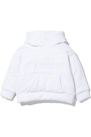 MM6 MAISON MARGIELA KIDS Meisjes Hoodies - Raised-logo hoodie
