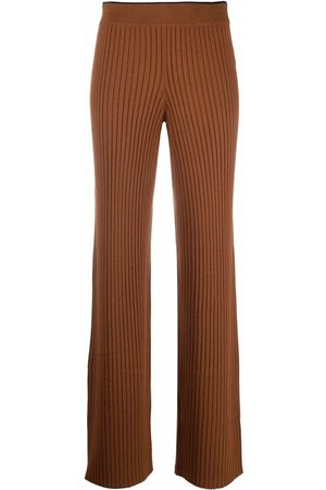 Paul Smith Ribbed knit trousers
