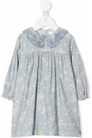 Chloé Baby Hemdjurken - Floral tunic dress