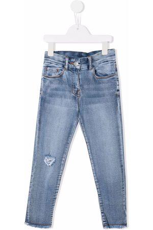 Chiara Ferragni Mid-rise slim-cut jeans
