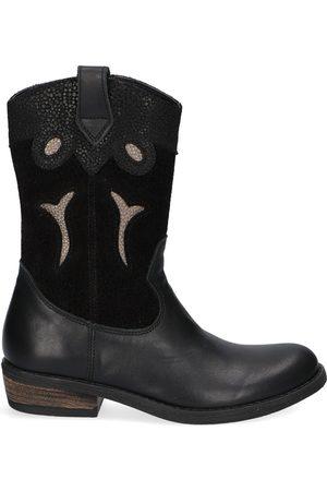 Braqeez Dames Cowboy Boots - Cally cowboy meisjes laarzen