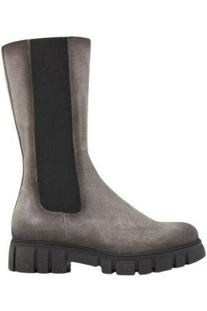 Lazamani Ladies Boots Chelsea Zip