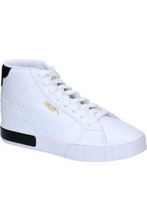 Puma Dames Hoge sneakers - Cali Star Mid Witte Hoge Sneakers