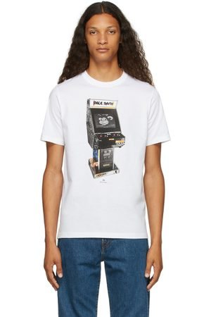 PS by Paul Smith White Arcade T-Shirt