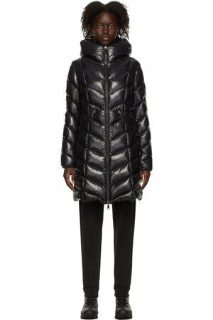 Moncler Black Down Marus Coat